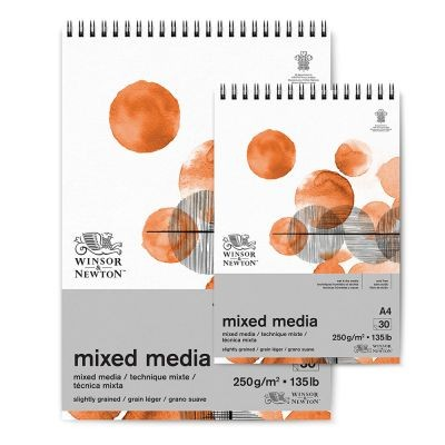 Winsor & Newton Mixed Media Paper Pads